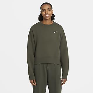 Nike Sportswear Essential Dessuadora de teixit Fleece - Dona