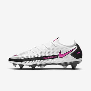 Nike Phantom GT Elite SG-Pro AC Fodboldstøvle til vådt græs
