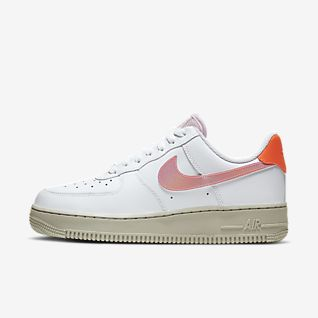 En línea Edición limitada rosas Nike Air Force 1 07 LX