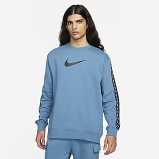 Nike Sportswear Sweatshirt van fleece voor heren