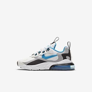 chaussure nike fille air max bleu