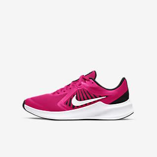 Nike Downshifter 10 Chaussures de running sur route pour Enfant plus âgé