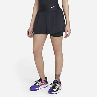 NikeCourt Advantage Női teniszrövidnadrág