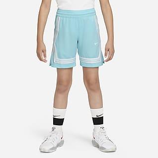 Nike Fly Crossover Træningsshorts til større børn (piger)