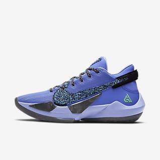 "Zoom Freak 2 ""Play for the Future"" Баскетбольная обувь"