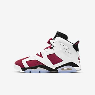 Air Jordan 6 Retro Older Kids' Shoe