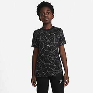 Nike Sportswear Older Kids' (Boys') Winterized T-Shirt