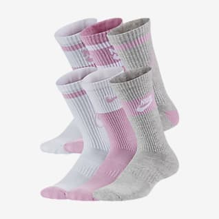 Nike Everyday Calze ammortizzate di media lunghezza (6 paia) - Bambini