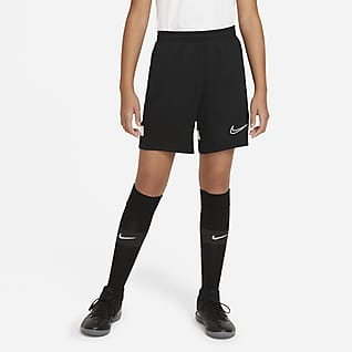 Nike Dri-FIT Academy Big Kids' Knit Soccer Shorts