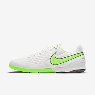 Nike React Tiempo Legend 8 Pro IC Sapatilhas de futsal