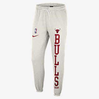 Chicago Bulls Courtside Men's Nike NBA Fleece Pants