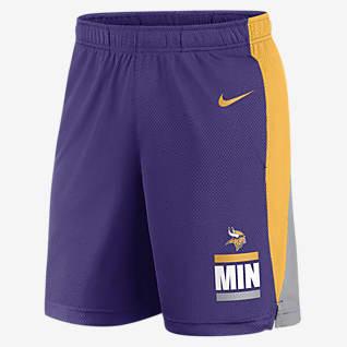 Nike Dri-FIT Broadcast (NFL Minnesota Vikings) Men's Shorts