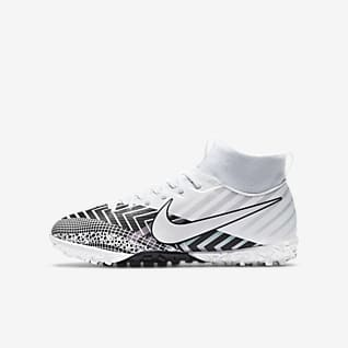 Nike Jr. Mercurial Superfly 7 Academy MDS TF Little/Big Kids' Artificial-Turf Soccer Shoe
