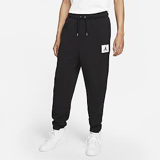 Jordan Essentials Pantalones de tejido Fleece para hombre Statement