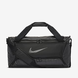 Nike Brasilia Bolsa de lona de entrenamiento