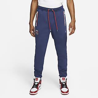 Paris Saint-Germain Мужские флисовые брюки Statement