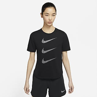 Nike Run Division Women's Short-Sleeve Running Top