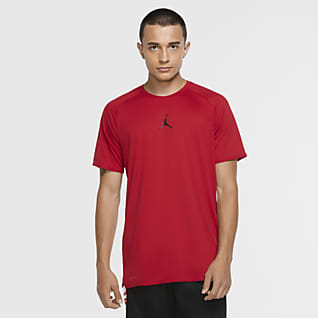 Jordan Air Pánské tréninkové tričko s krátkým rukávem