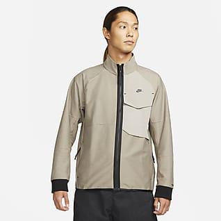 Nike Sportswear Dri-FIT Tech Pack เสื้อแจ็คเก็ตวอร์มไม่มีซับในผู้ชาย