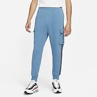 Nike Sportswear Pánské flísové cargo kalhoty