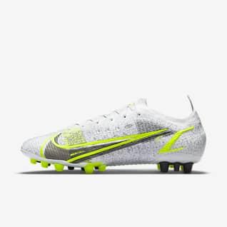Nike Vapor 14 Elite AG 男/女人造草地足球鞋
