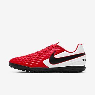 Nike Tiempo Legend 8 Club TF รองเท้าฟุตบอลสำหรับพื้นหญ้าเทียม