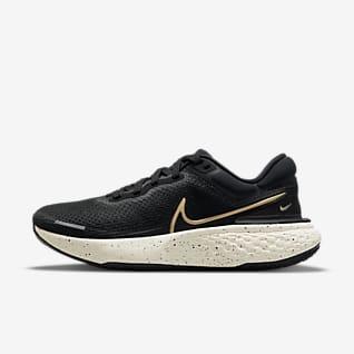 Nike ZoomX Invincible Run Flyknit Hardloopschoenen voor dames (straat)