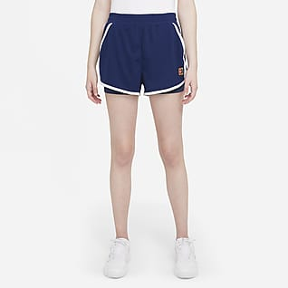 NikeCourt Dri-FIT Slam Pantalons curts de tennis - Dona
