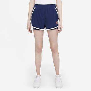 NikeCourt Dri-FIT Slam Damen-Tennisshorts
