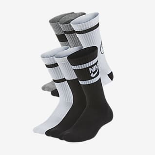 Nike Everyday Mitjons alts amb amortiment (6 parells) - Nen/a
