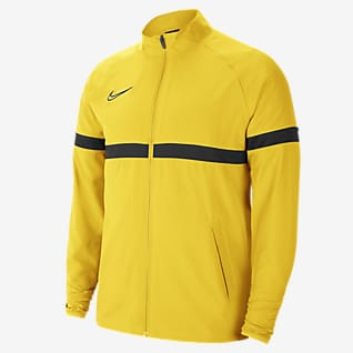Nike Dri-FIT Academy Casaco de treino de futebol entrançado para homem