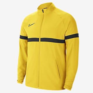 Nike Dri-FIT Academy Gewebte Fußball-Track-Jacket für Herren