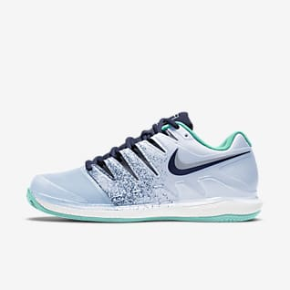 NikeCourt Air Zoom Vapor X Chaussure de tennis pour terre battue pour Femme