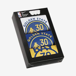 Warriors Nike NBA kombidressz babáknak (3 darabos csomag)