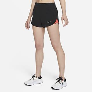 Nike Dri-FIT Run Division Tempo Luxe Löparshorts för kvinnor