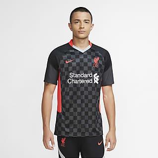 Terceiro equipamento Stadium Liverpool FC 2020/21 Camisola de futebol para homem
