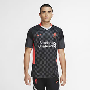 Liverpool FC 2020/21 Stadium (tredjeställ) Fotbollströja för män