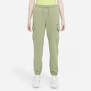 Nike Sportswear Pantalón con bolsillos de danza - Mujer