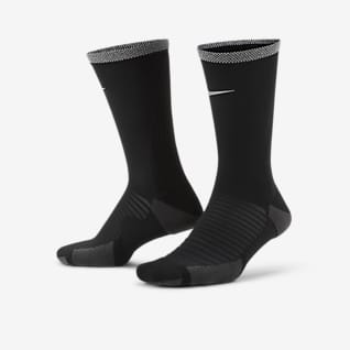 Nike Spark Κάλτσες μεσαίου ύψους για τρέξιμο με αντικραδασμική προστασία