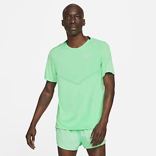 Nike Dri-FIT Rise 365 Ανδρική κοντομάνικη μπλούζα για τρέξιμο