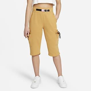 Nike Sportswear Oldalzsebes nadrág nagyobb gyerekeknek (lányok)