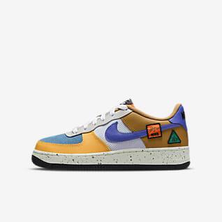 Nike Air Force 1 BG 大童运动童鞋