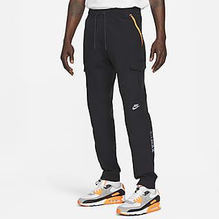 Nike Air Max Мужские брюки карго из тканого материала
