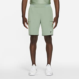 NikeCourt Dri-FIT Advantage Tennisshorts 23 cm för män