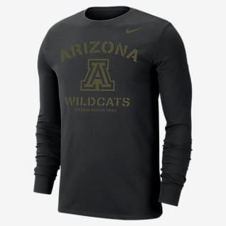 Nike College Dri-FIT (Arizona) Men's Long-Sleeve T-Shirt