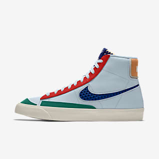 Nike Blazer Mid '77 Vintage By Travis, Tru Kolors Custom Shoes