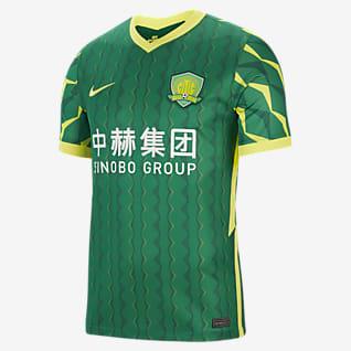 Beijing Sinobo Guoan F.C. 2020/21 Stadium Home Men's Football Shirt