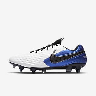 Nike Tiempo Legend 8 Elite SG-PRO Anti-Clog Traction Fodboldstøvle til vådt græs
