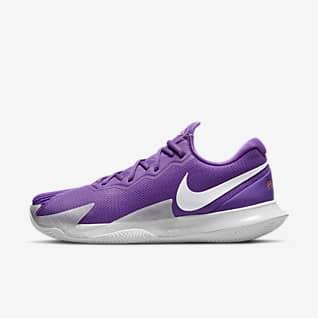 NikeCourt Zoom Vapor Cage 4 Rafa Sapatilhas de ténis para terra batida para homem