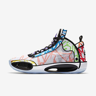 Air Jordan XXXIV Zion PE 男子篮球鞋